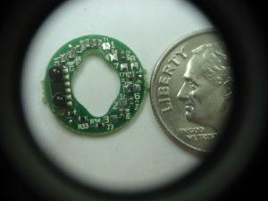 Heart Pump device - implant interface part B