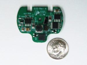 Heart Pump device - implant interface part A