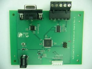 Heart Pump device - debug interface